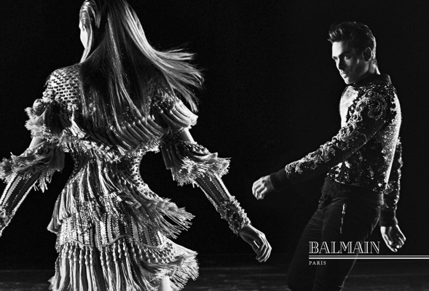CAMPAIGN Balmain Fall 2016 by Steven Klein. www.imageamplified.com, Image Amplified2