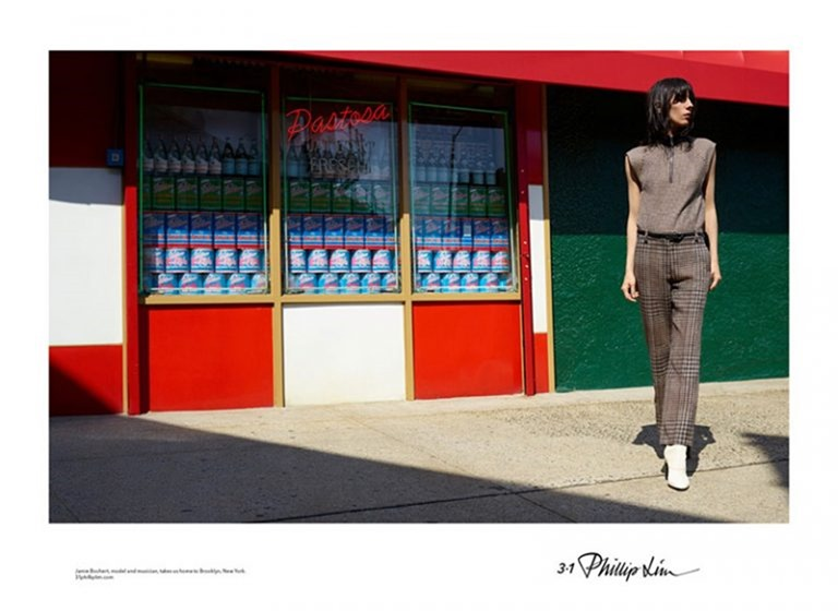 CAMPAIGN Jamie Bochert for 3.1 Phillip Lim Fall 2016 by Viviane Sassen. www.imageamplified.com, Image Amplified (3)