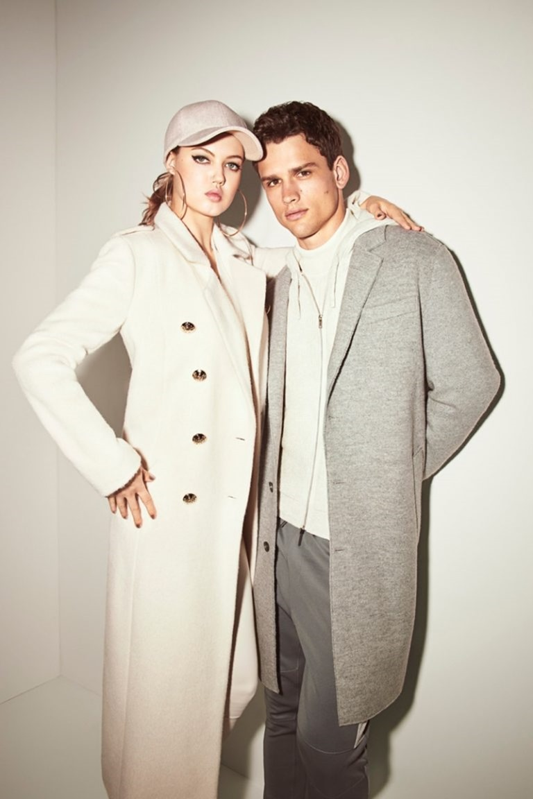 CAMPAIGN Lindsey Wixson & Simon Nessman for River Island Fall 2016 by Emma Summerton. Edward Enninful, www.imageamplified.com, Image Amplified (2)