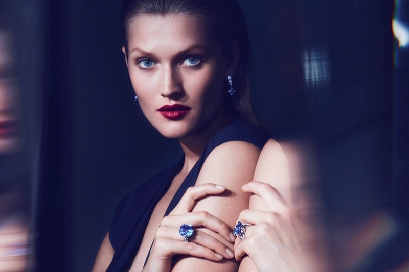 CAMPAIGN Toni Garrn for Cartier 'Magicien' 2016 by Ben Hassett. www.imageamplified.com, Image Amplified1