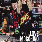 CAMPAIGN: Victor Nylander for Love Moschino Fall 2016 by Giampaolo Sgura