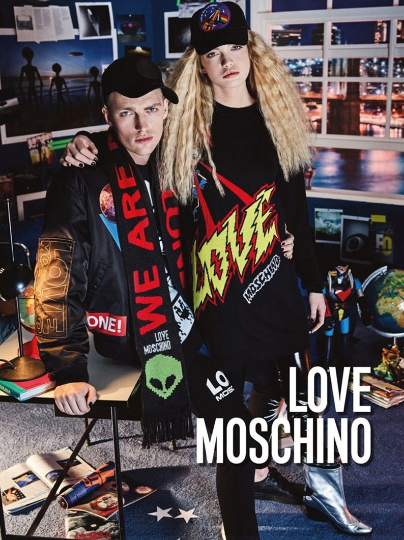 CAMPAIGN Victor Nylander for Love Moschino Fall 2016 by Giampaolo Sgura. www.imageamplified.com, Image amplified (1)