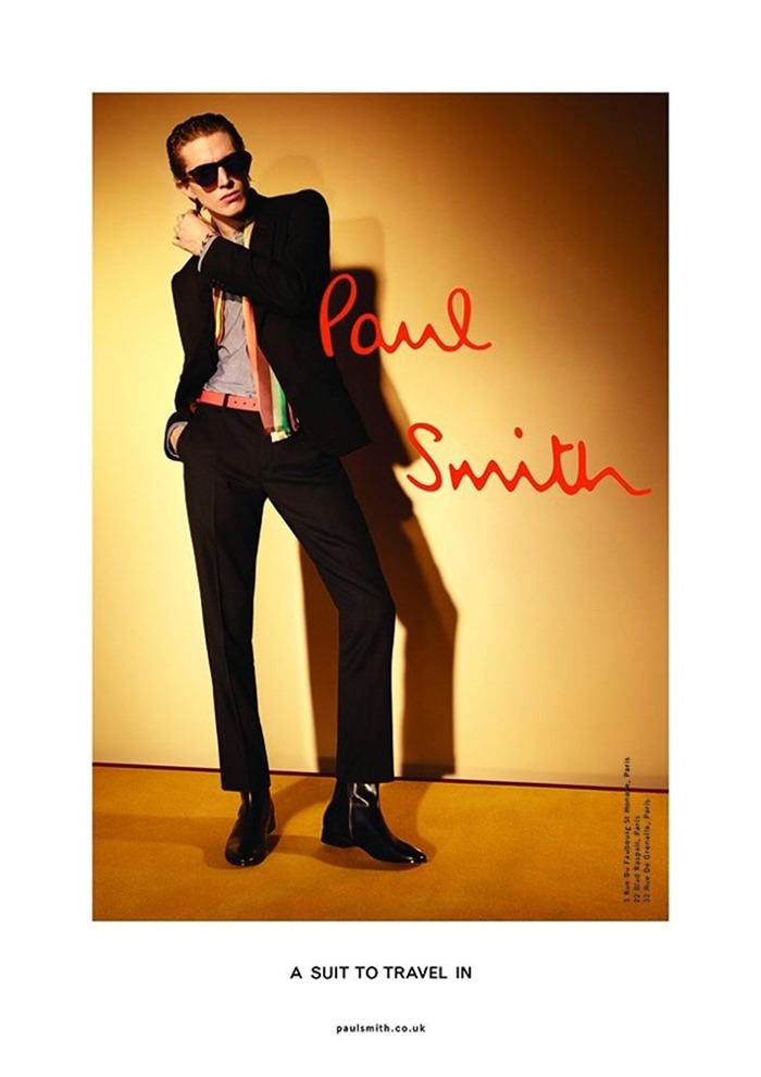 CAMPAIGN Xavier Buestel for Paul Smith Fall 2016 by Viviane Sassen. Jodie Barnes, www.imageamplified.com, Image amplified (3)