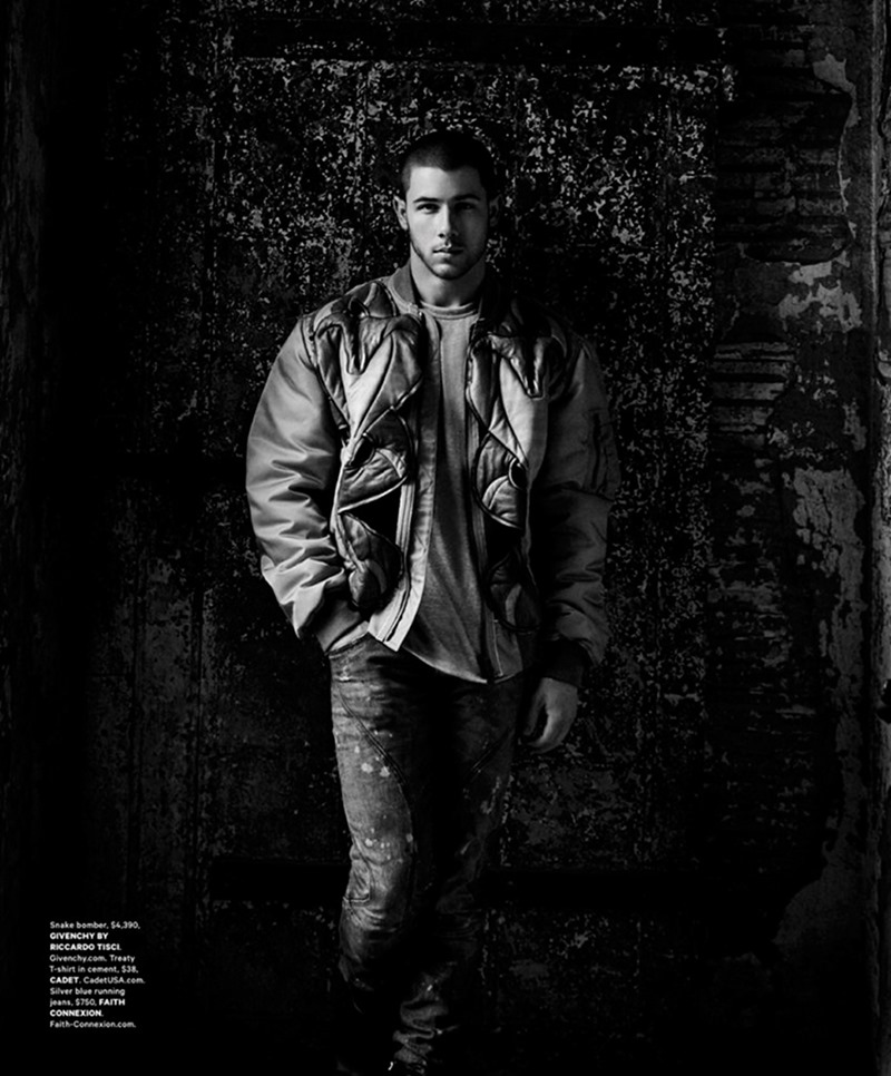 ESSENTIAL HOMME Nick Jonas by Greg Lotus. Terry Lu, Summer 2016, www.imageamplified.com, Image Amplified4