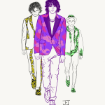 FASHION ILLUSTRATION: London Collections Men Spring/Summer 2017 by JET