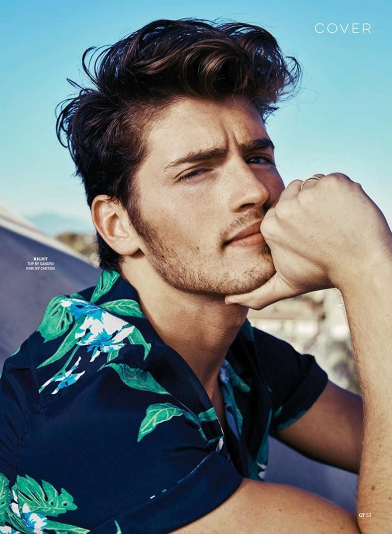 GAY TIMES MAGAZINE Gregg Sulkin by Austin Hargrave. August 2016, www.imageamplified.com, Image Amplified (3)