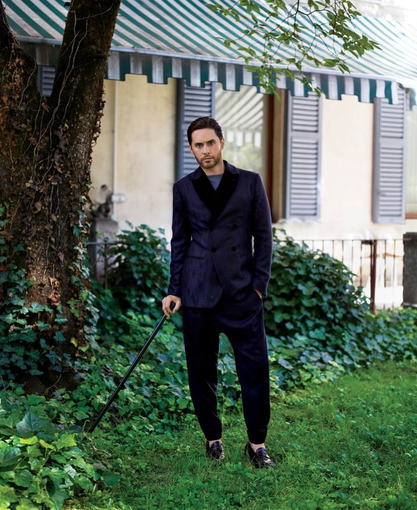 GQ STYLE MAGAZINE Jared Leto by Thomas Whiteside. Mobolaji Dawodu, Fall 2016, www.imageamplified.com, Image Amplified7