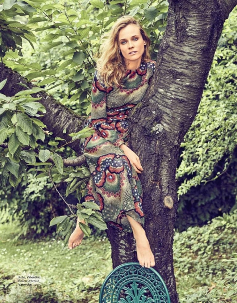 GRAZIA FRANCE Diane Kruger by Fred Meylan. Alexandra Bernard, August 2016, www.imageamplified.com, Image Amplified (3)