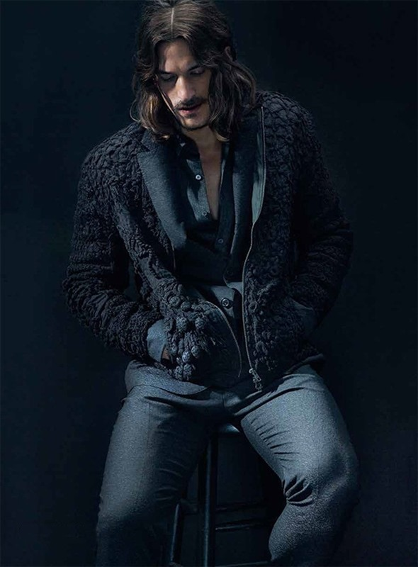 H MAGAZINE Jarrod Scott by An Le. Andrew Holden, Summer 2016, www.imageamplified.com, Image Amplified21