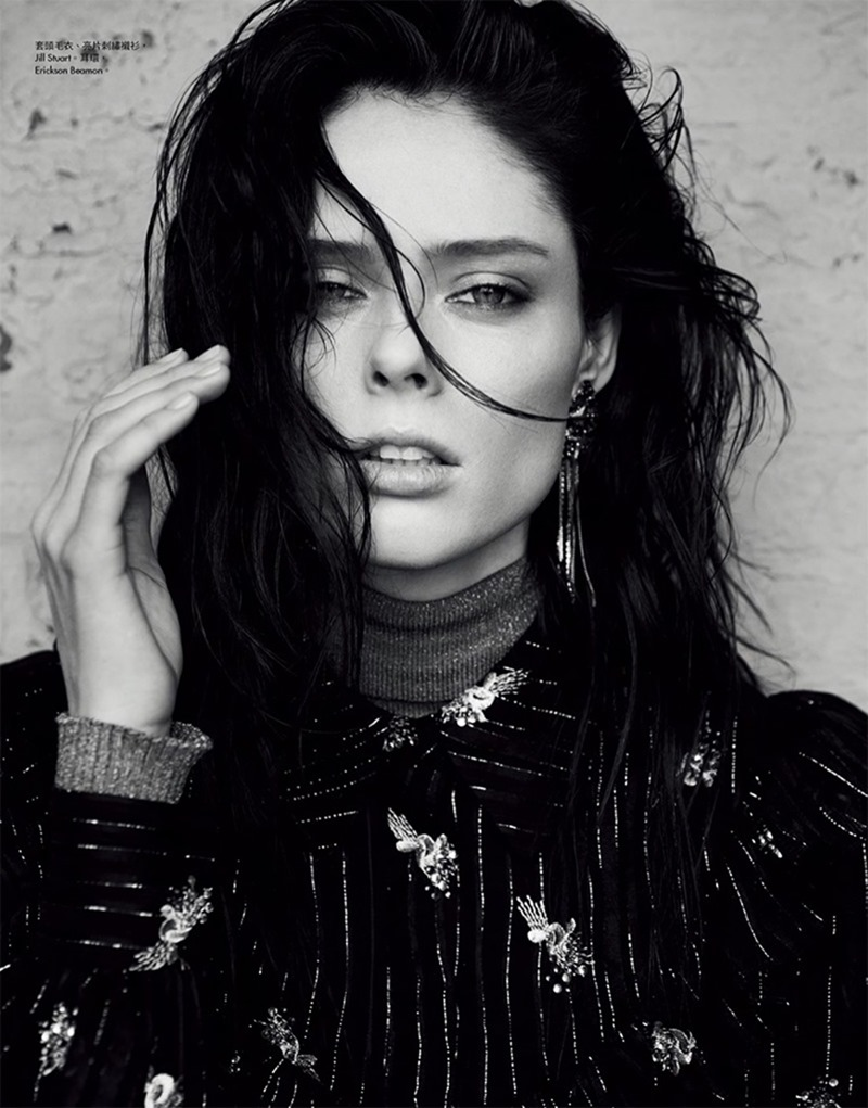 HARPER'S BAZAAR TAIWAN Coco Rocha by Matt Holyoak. Sarah Cobb, August 2016 www.imageamplified.com, Image Amplified5