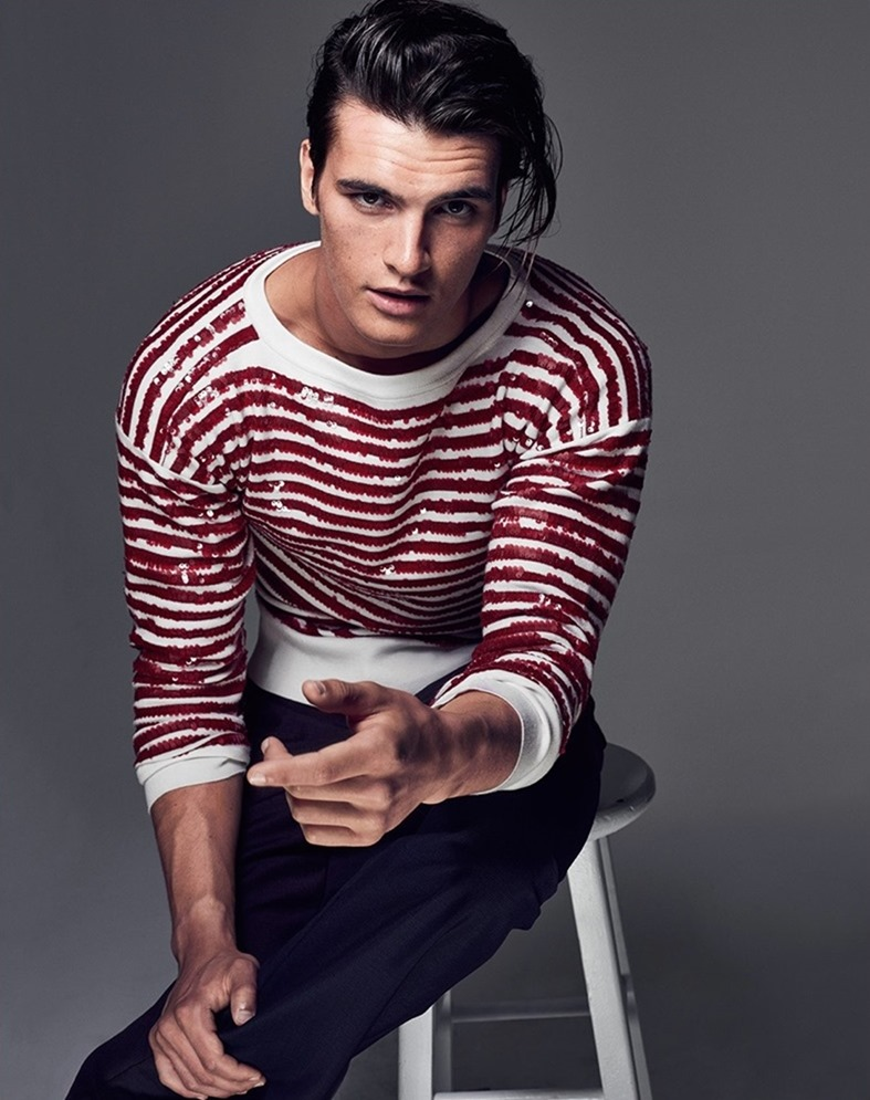 HARPER'S BAZAAR TAIWAN MAN Matthew Terry by Eric Ray Davidson. August 2016, www.imageamplified.com, Image Amplified (8)