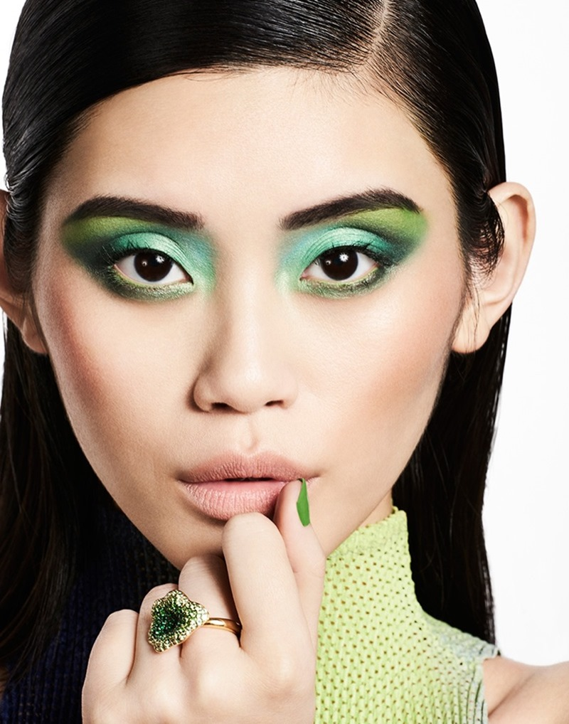 HELLO! FASHION UK Ming Xi by Ryan Michael Kelly. Summer 2016, www.imageamplified.com, Image Amplified2