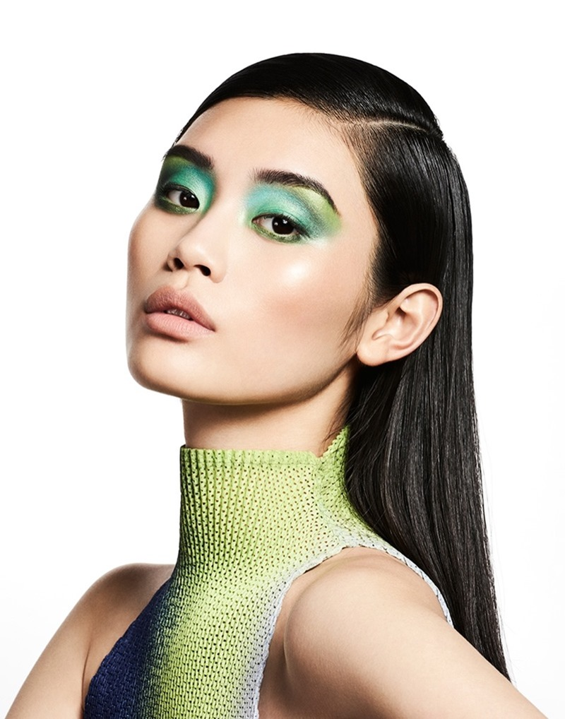 HELLO! FASHION UK Ming Xi by Ryan Michael Kelly. Summer 2016, www.imageamplified.com, Image Amplified3
