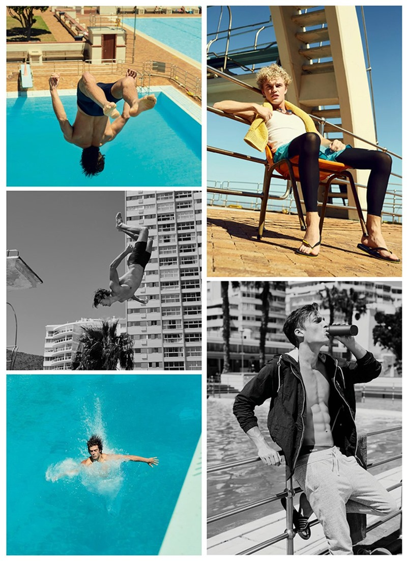 KULT MAGAZINE The Pool by Christoph Musiol. Michael Beaumont Cooper, Summer 2016, www.imageamplified.com, Image Amplified (14)