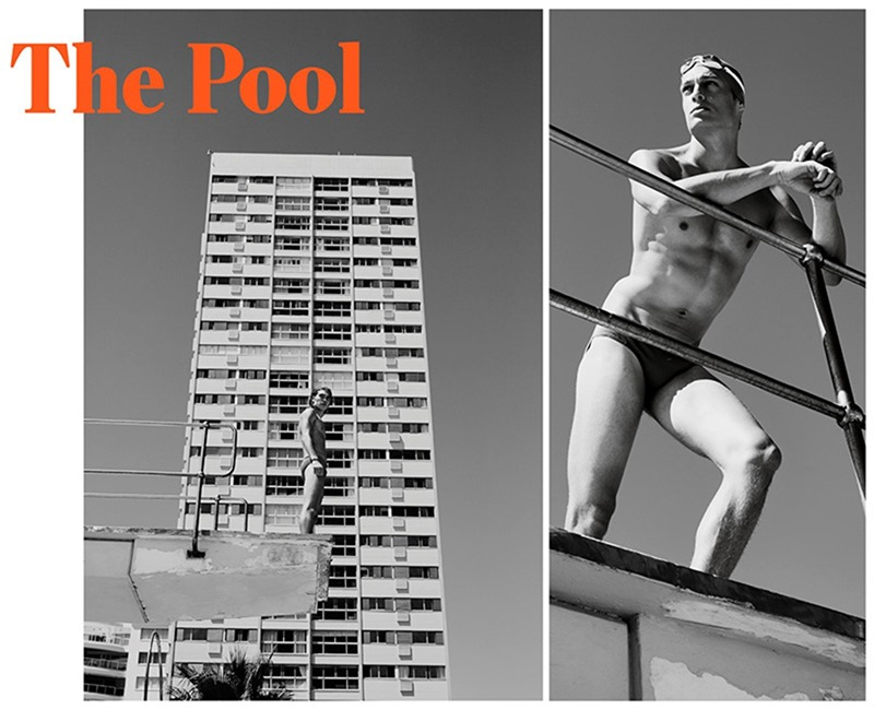 KULT MAGAZINE The Pool by Christoph Musiol. Michael Beaumont Cooper, Summer 2016, www.imageamplified.com, Image Amplified (2)