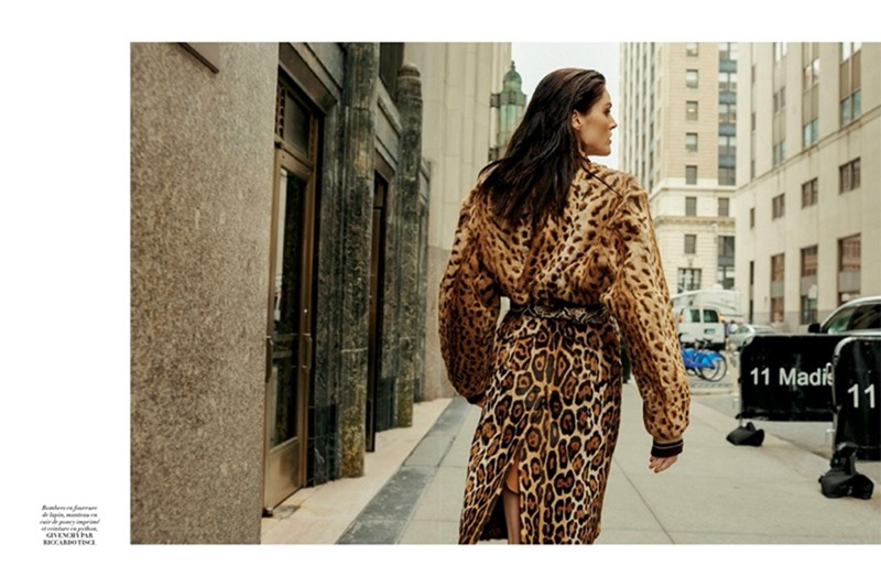 L'OFFICIEL PARIS Hilary Rhoda by Seth Sabal-Bruce. Vanessa Bellugeon, Fall 2016, www.imageamplified.com, Image Amplified6