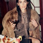 L'OFFICIEL PARIS: Hilary Rhoda by Seth Sabal-Bruce