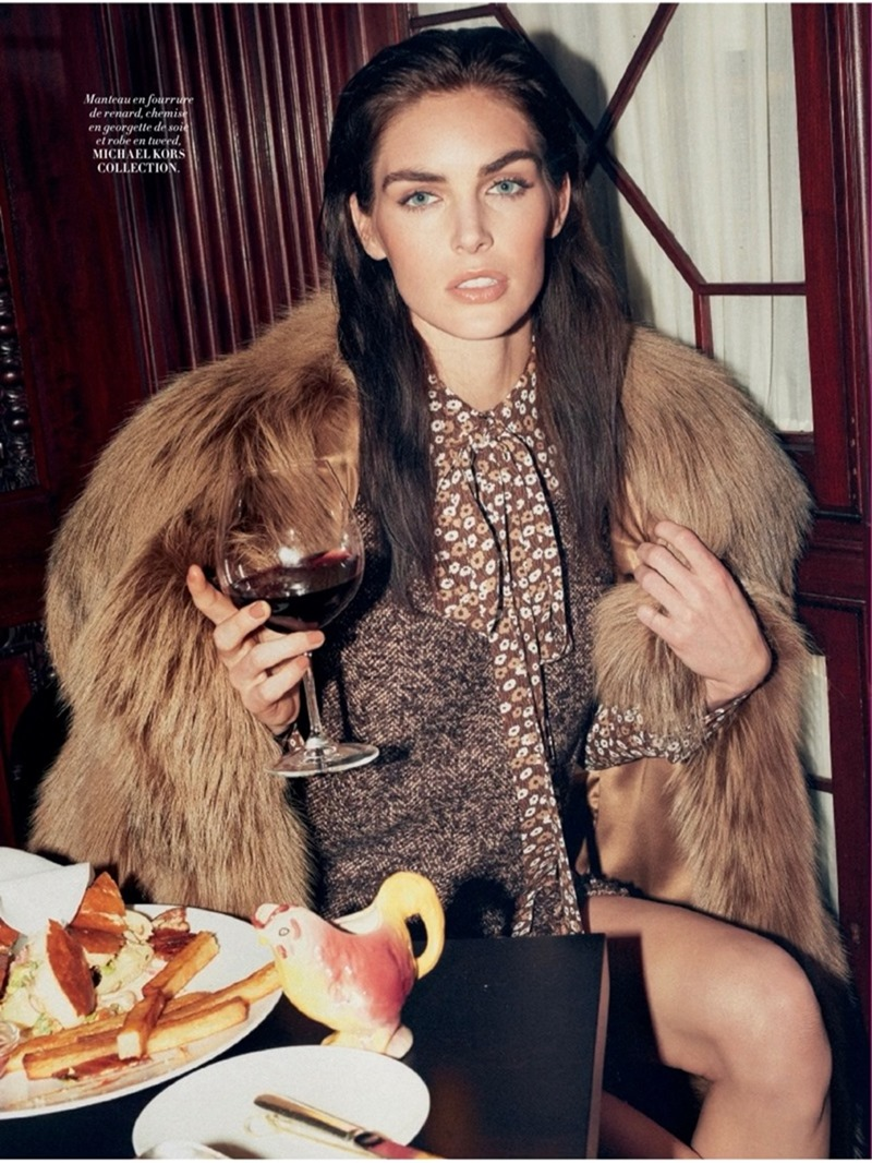 L'OFFICIEL PARIS Hilary Rhoda by Seth Sabal-Bruce. Vanessa Bellugeon, Fall 2016, www.imageamplified.com, Image Amplified7