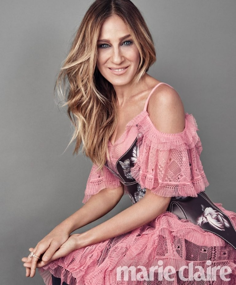 MARIE CLAIRE MAGAZINE Sarah Jessica Parker by MIchelangelo di Battista. September 2016, www.imageamplified.com, Image Amplified (3)