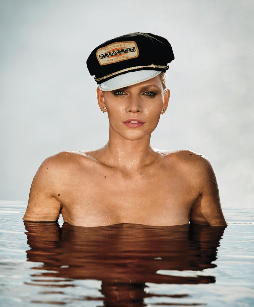 MAXIM MAGAZINE Aline Weber by Gilles Benison. Caroline Christiansson, August 2016, www.imageamplified.com, Image Amplified10