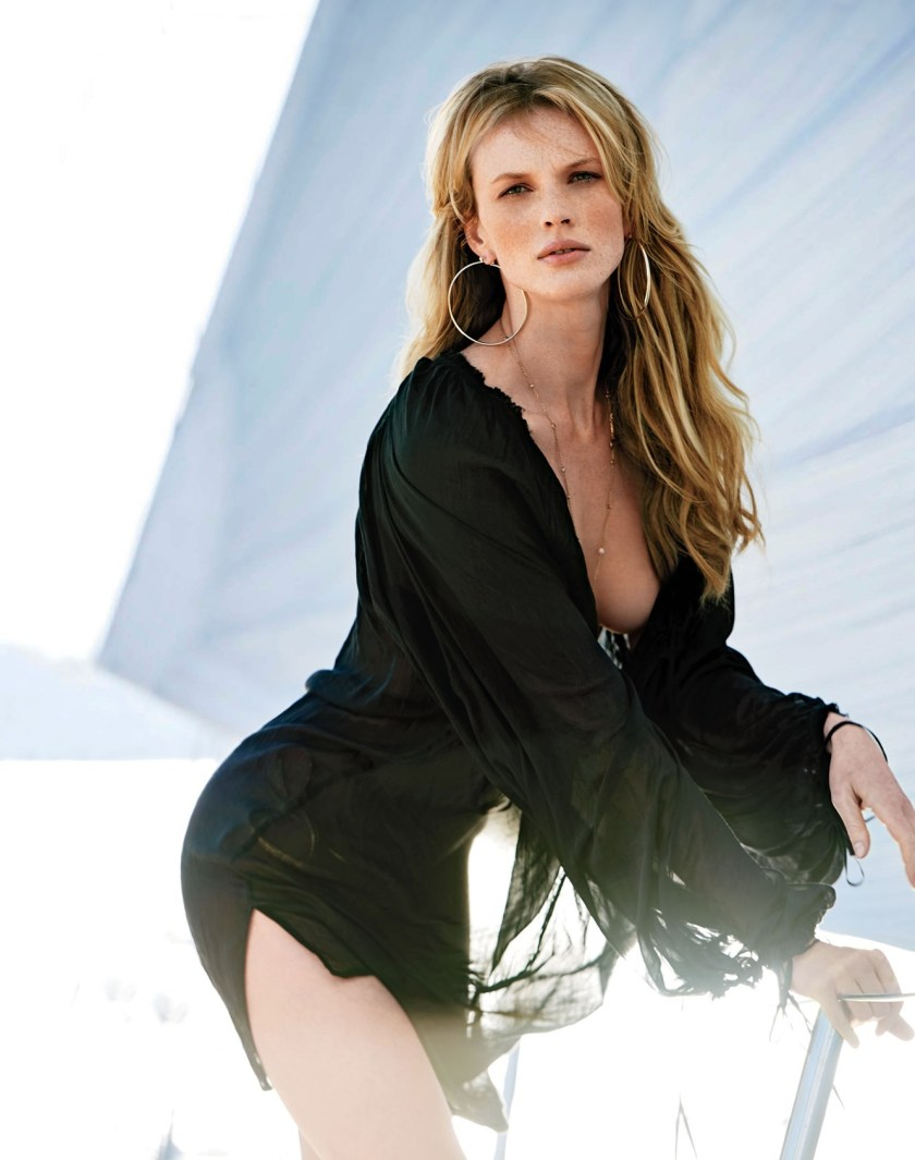 MAXIM MAGAZINE Anne Vyalitsyna by Gilles Bensimon. Caroline Christiansson, September 2016, www.imageamplified.com, Image Amplified8