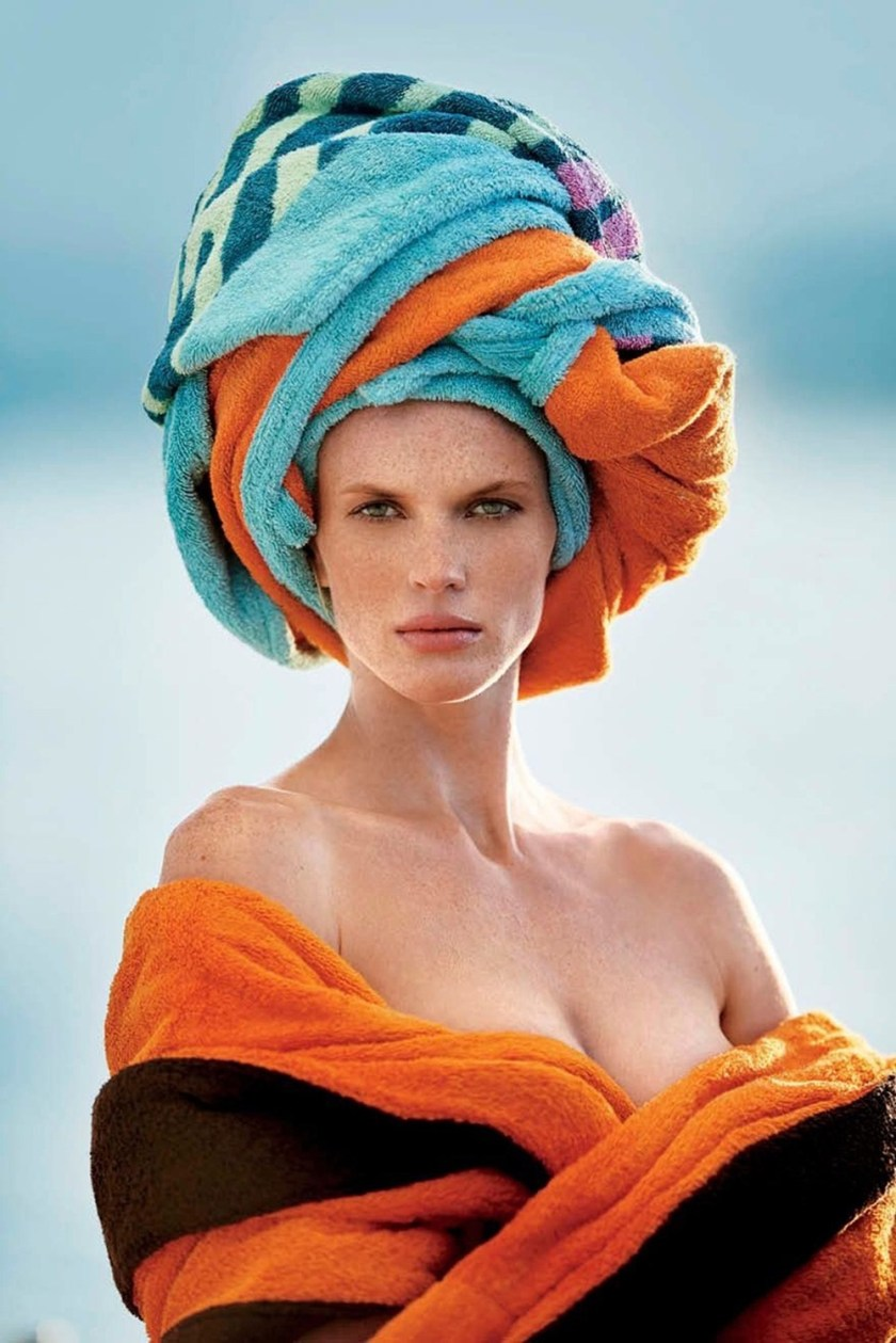 MAXIM MAGAZINE Anne Vyalitsyna by Gilles Bensimon. Caroline Christiansson, September 2016, www.imageamplified.com, Image Amplified3