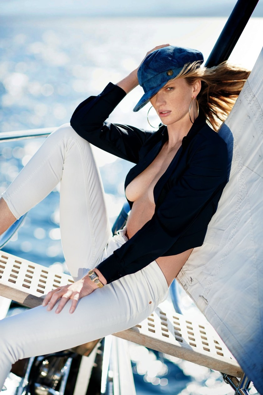 MAXIM MAGAZINE Anne Vyalitsyna by Gilles Bensimon. Caroline Christiansson, September 2016, www.imageamplified.com, Image Amplified6