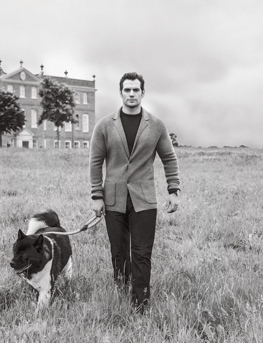 MEN'S FITNESS Henry Cavill by Ben Watts. John Mather, September 2016, www.imageamplified.com, Image Amplified3
