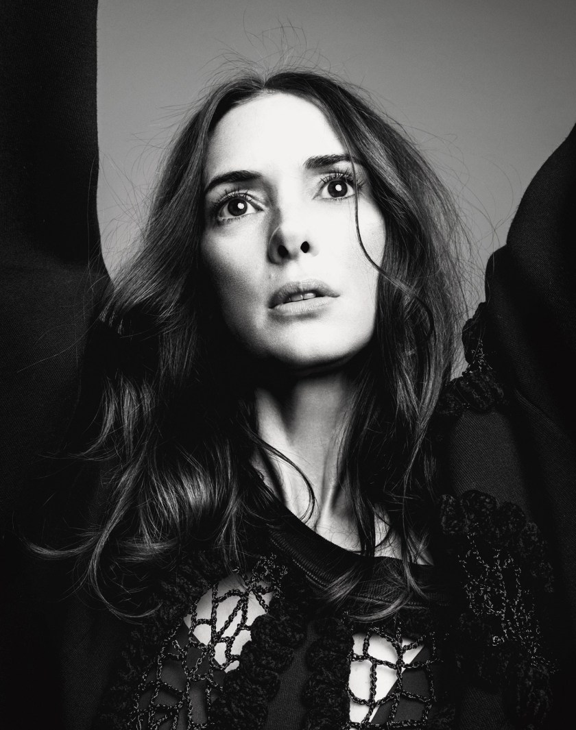 NEW YORK MAGAZINE Winona Ryder by Norman Jean Roy. Victoria Bartlett, August 2016, www.imageamplified.com, Image Amplified4