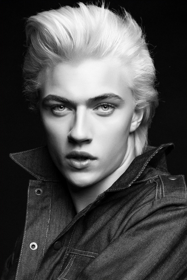 NYLON GUYS SPAIN Lucky Blue Smith by Esteban Calderon. Ivan Arreola & Gerardo Carrillo, Summer 2016, www.imageamplified.com, Image Amplified1