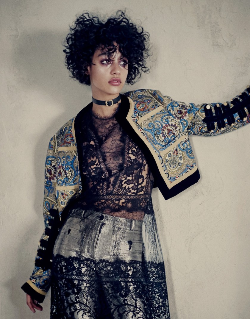 PORTER MAGAZINE Damaris Goddrie by Drew Jarrett. Julia von Boehm, Fall 2016, www.imageamplified.com, Image Amplified4