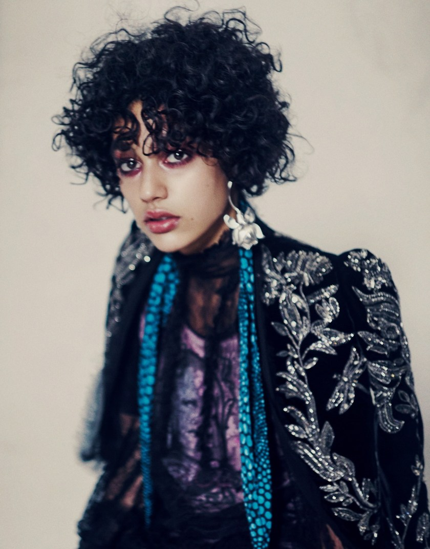 PORTER MAGAZINE Damaris Goddrie by Drew Jarrett. Julia von Boehm, Fall 2016, www.imageamplified.com, Image Amplified8