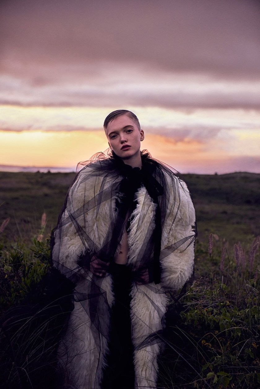 VOGUE CHINA Ruth Bell by Ryan McGinley. Daniela Paudice, September 2016, www.imageamplified.com, Image Amplified9