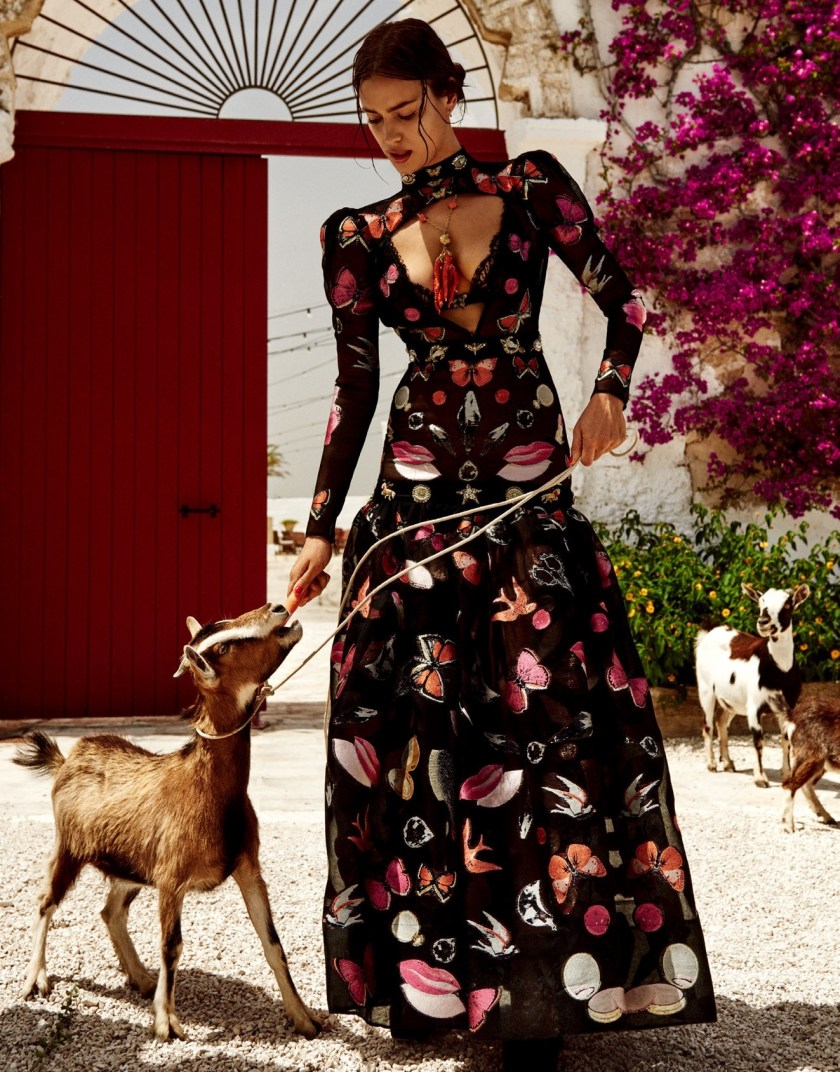 VOGUE JAPAN Irina Shayk by Giampaolo Sgura. Anna Dello Russo, September 2016, www.imageamplified.com, Image Amplified10