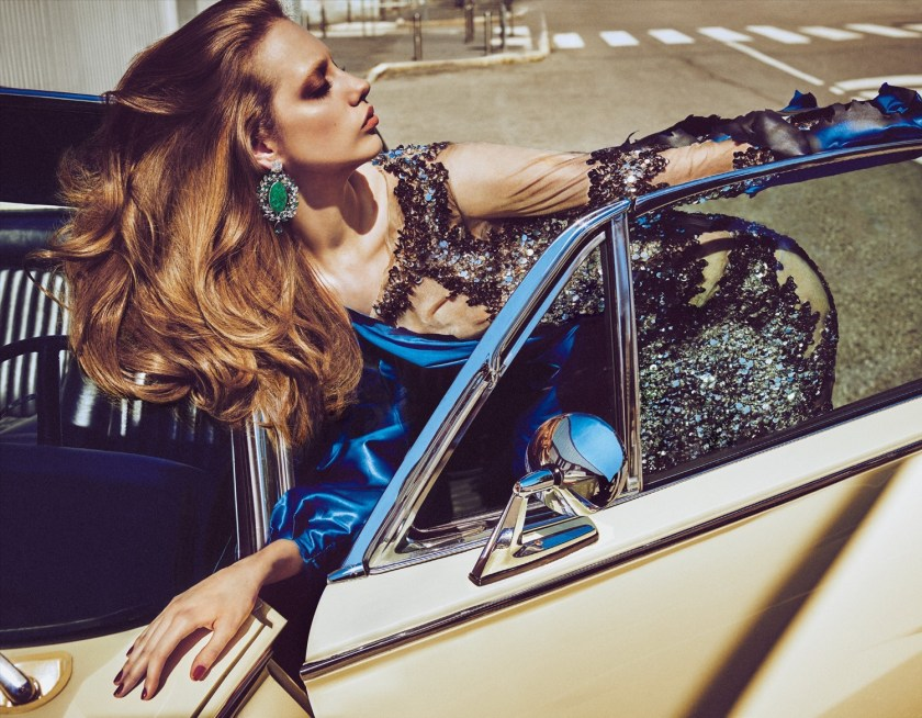 VOGUE JAPAN Odette Pavlova by Luigi & Iango. Anna Dello Russo, September 2016, www.imageamplified.com, Image Amplified1