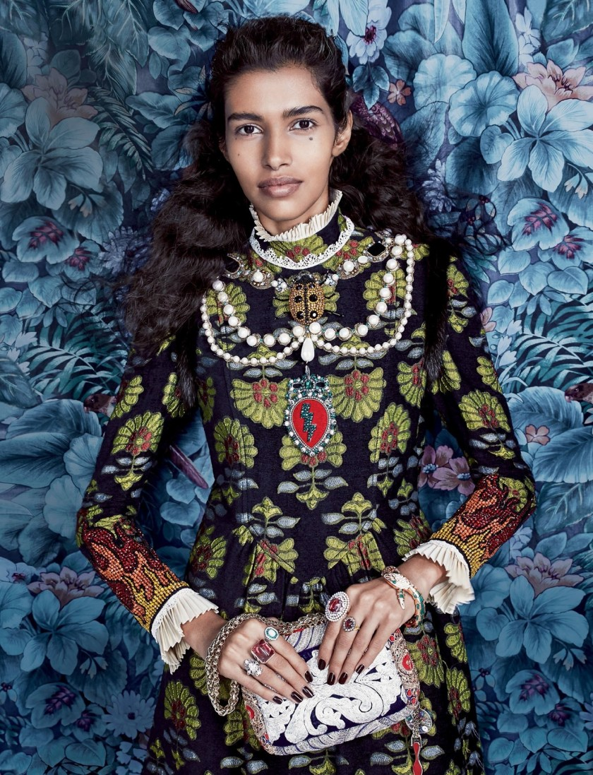 VOGUE MAGAZINE Back & Forth by Patrick Demarchelier. Tabitha Simmons, August 2016, www.imageamplified.com, Image Amplified3