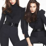 VOGUE PARIS: Bella Hadid, Jena Goldsack & Taylor Hill by Mert & Marcus