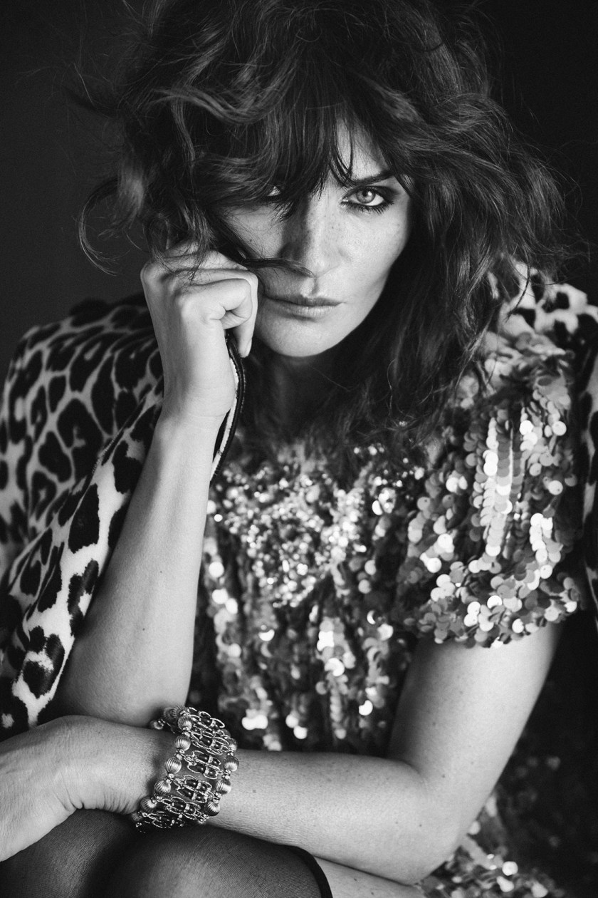 VOGUE PORTUGAL Helena Christensen by An Le. Paul Macedo, September 2016, www.imageamplified.com, Image Amplified5