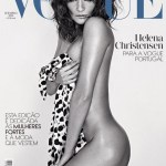 VOGUE PORTUGAL: Helena Christensen by An Le