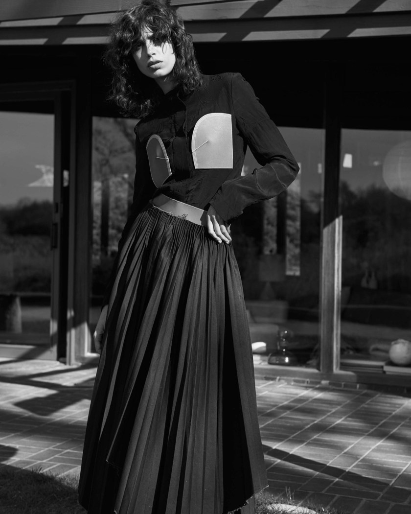 WSJ MAGAZINE Mica Arganaraz by Lachlan Bailey. Ludivine Poiblanc, September 2016, www.imageamplified.com, Image Amplified11