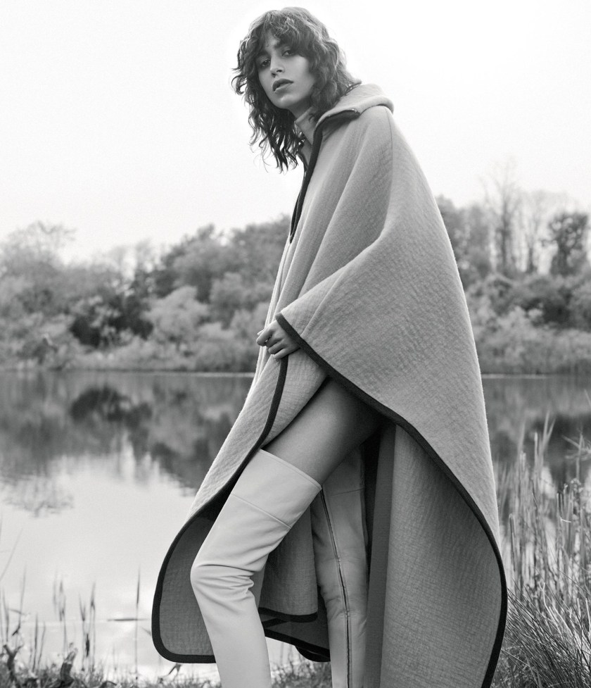 WSJ MAGAZINE Mica Arganaraz by Lachlan Bailey. Ludivine Poiblanc, September 2016, www.imageamplified.com, Image Amplified13