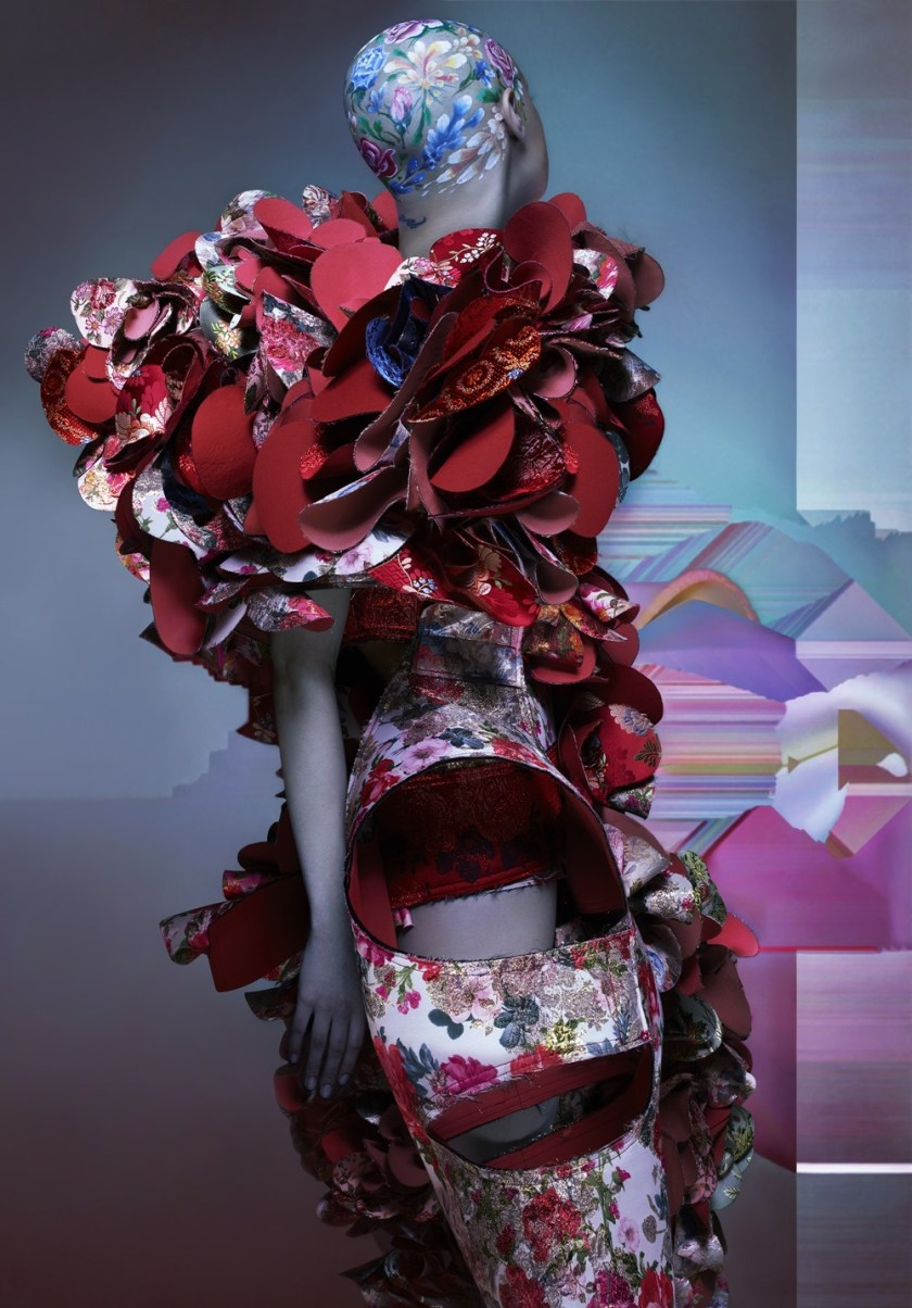 ANOTHER MAGAZINE Jazelle Zanaughtti by Nick Knight. Katie Shillingford, Fall 2016, www.imageamplified.com, Image Amplified (5)