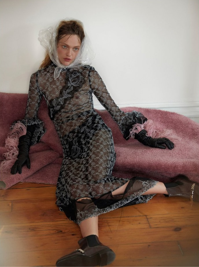 ANOTHER MAGAZINE Sasha Pivovarova by Roe Ethridge. Karen Langley, Fall 2016, www.imageamplified.com, Image Amplified (9)
