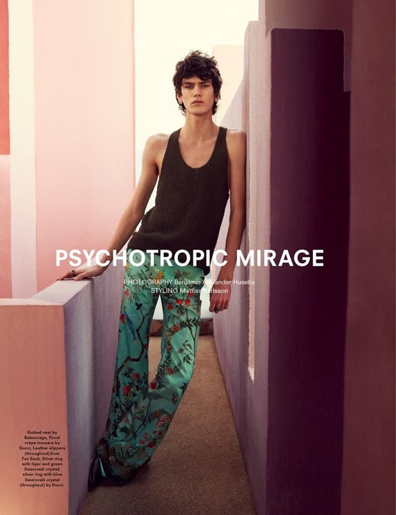 ANOTHER MAN Psychotropic Mirage by Benjamin Huseby. Mattias Karlsson, Summer 2016, www.imageamplified.com, Image Amplified (1)