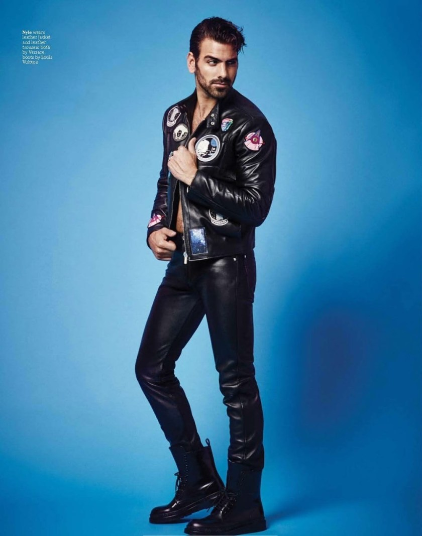 ATTITUDE UK Nyle Dimarco by Jenny Brough. Joseph Kocharian, October 2016, www.imageamplified.com, Image Amplified (8)