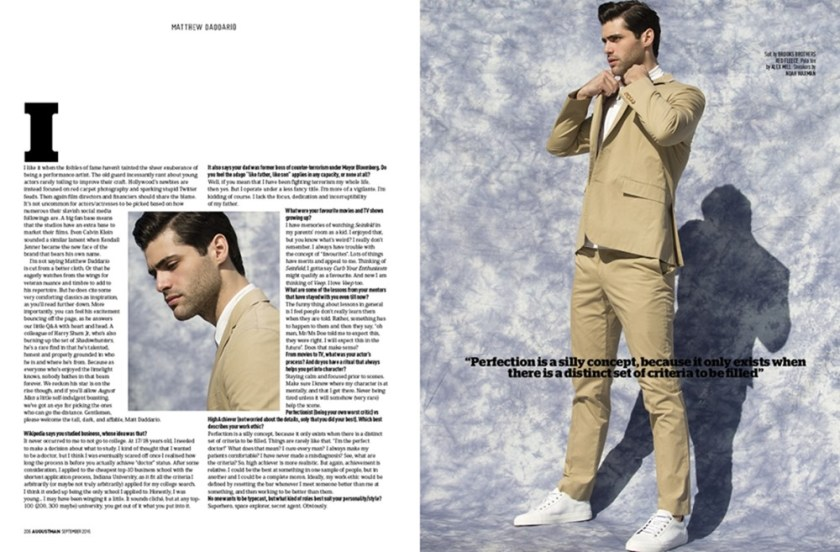 AUGUST MAN MALAYSIA Matthew Daddario by Karl Simone. Jenesee Utley, Fall 2016, www.imageamplified.com, Image Amplified (3)
