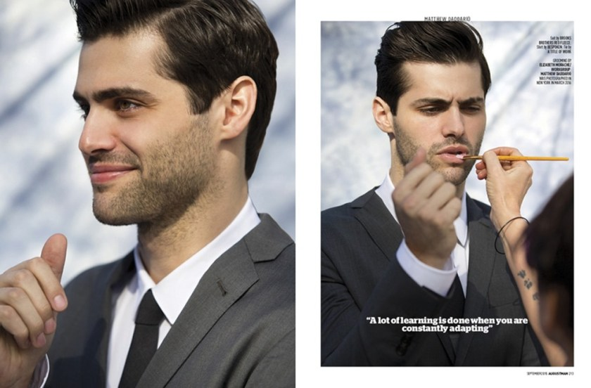 AUGUST MAN MALAYSIA Matthew Daddario by Karl Simone. Jenesee Utley, Fall 2016, www.imageamplified.com, Image Amplified (6)