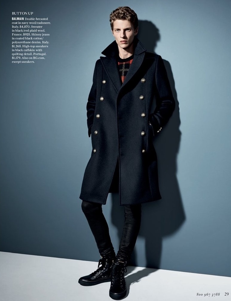 BERGDORF GOODMAN Tim Schuhmacher by Jacob Sutton. Fall 2016, www.imageamplified.com, Image Amplified (2)