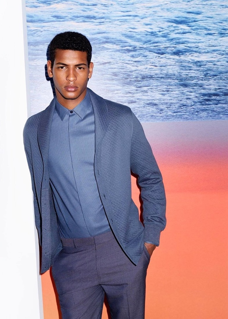 CAMPAIGN Tidiou M'Baye & Jason Anthony for Perry Ellis Fall 2016 by Frederike Helwig. www.imageamplified.com, Image Amplified (4)