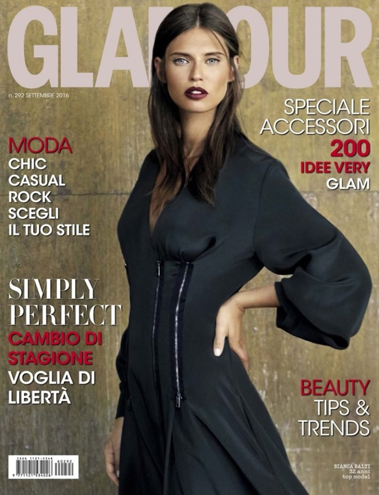 GLAMOUR ITALY Bianca Balti by Giovanni Gastel. Valentina Di Pinto, September 2016, www.imageamplified.com, Image Amplified (1)